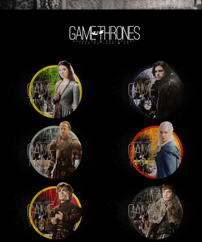 Game of Thrones Firmas by Shade-EX