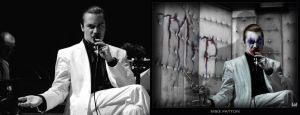 Mike Patton Side by side by Higher-Vision-Media