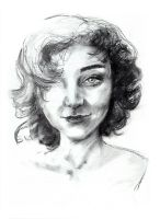 Test in Charcoal by archidisiac
