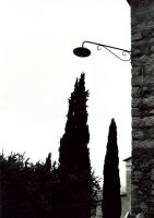 Old lamp by MissTick