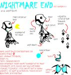 Nightmare End ref. sheet by faux13
