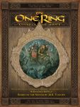 The One Ring Roleplaying Game Cover by JonHodgson