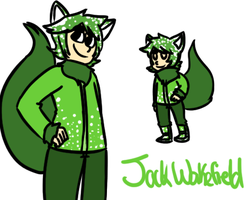 Jack Wakefield by Sellotape-of-Love