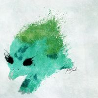 Bulbasaur by BOMBATTACK