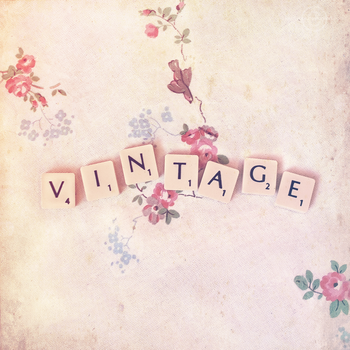 Vintage by Kezzi-Rose