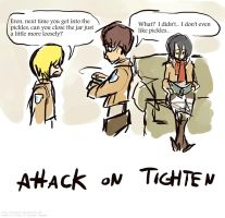 attack on tighten by Tavoriel