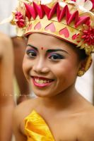 balinese dancer by irarodrigues