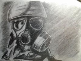 GAS MASK by Nics-MP