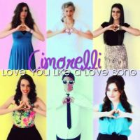 Cimorelli Cover Artwork - Love You Like A LoveSong by xNiciCupcake
