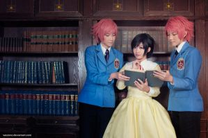Ouran High School Host Club - Other Services by vaxzone