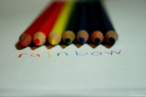 Rainbow by HarleeAnne
