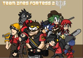 Team Znes Fortress 2 by zxnes