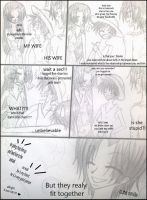"op.luffy's wife  ""comic"" by bekacca"