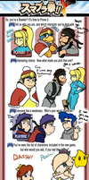 Smash Bros Brawl Meme by Rochejii