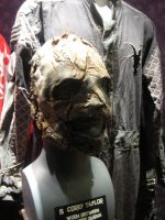 Corey Taylor's Mask 2000-2002 by RakdosS