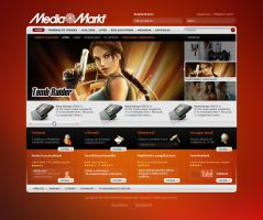MM - Web Layout by detrans