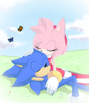 Request: Sonamy by Tataina8