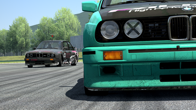 Assetto Corsa - Drift /2 by StahliCorporation