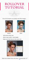 Rollover Effect Tutorial by shiny-shadows-Art