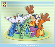 Team ''Gengyama'' by Exate