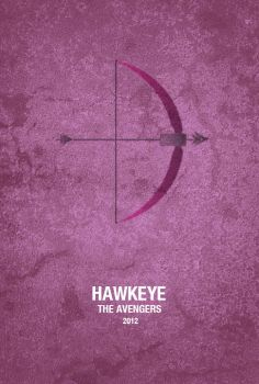 Hawkeye - The Avengers by Al-Pennyworth