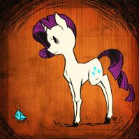 Don't Starve, Rarity by SteveHoltisCool