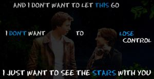 I Just Want To See The Stars With You by LittleWeasley