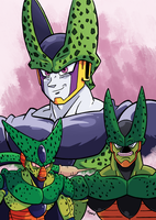Cell by SonicKnight007