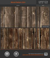 Wood Pattern 10.0 by Sed-rah-Stock