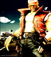 Terry Bogard Classic by cazetta