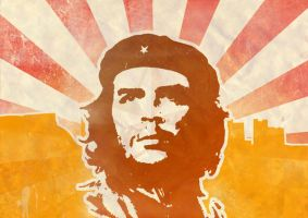 Che Guevara Wallpaper by earthworm1012