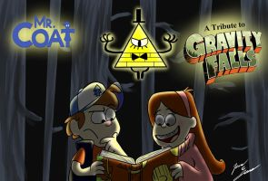 Mr Coat: A Tribute to Gravity Falls by Slasher12