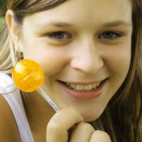 Lollipop for smile by GreenDrop