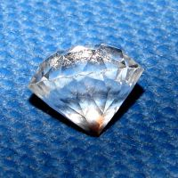 Diamond Cut Crystal Gemstone 2 by FantasyStock