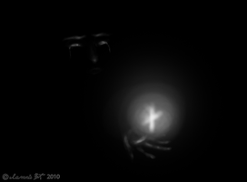 My Light in the Darkness by iamniquey