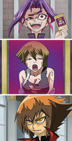 Asuka's Carded by LockdownTheDeath