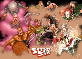 Secret Six - Series III by HectorBarrientos
