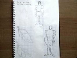Again Male Figure by TheBlackNotebook