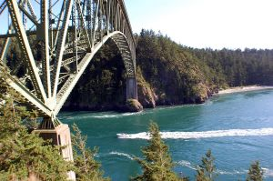 Deception pass by ShannonCPhotography