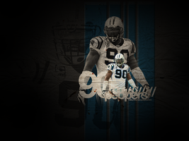 Julius Peppers by mrh09