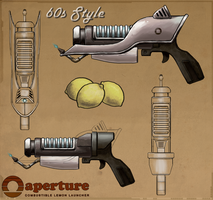 60s Combustible Lemon Launcher by TheLoneRedSheep