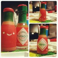 Tabasco by orangecircle