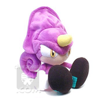 Sonic Hedgehog Espio Plush by kaijumama