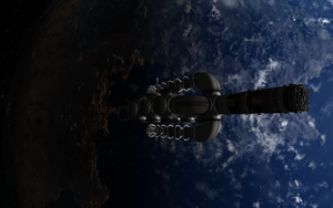 KSP Nine - Chapter II - Freighter #1 Ready by Shroomworks