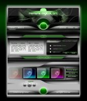 nDigital Center BETA 0.5 by nonlin3