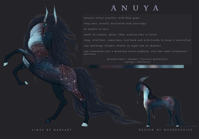 Anuya Reference by littlewillow-art