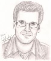 John Green by Marissa-Emily
