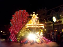 Spectromagic Parade Mickey by Brittastic174