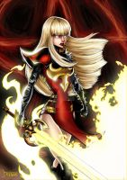Magik (Phoenix Five Version) by danieltorazza