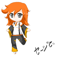 My (current) Vocaloid OC: Seji by xX-Can-of-Soda-Xx